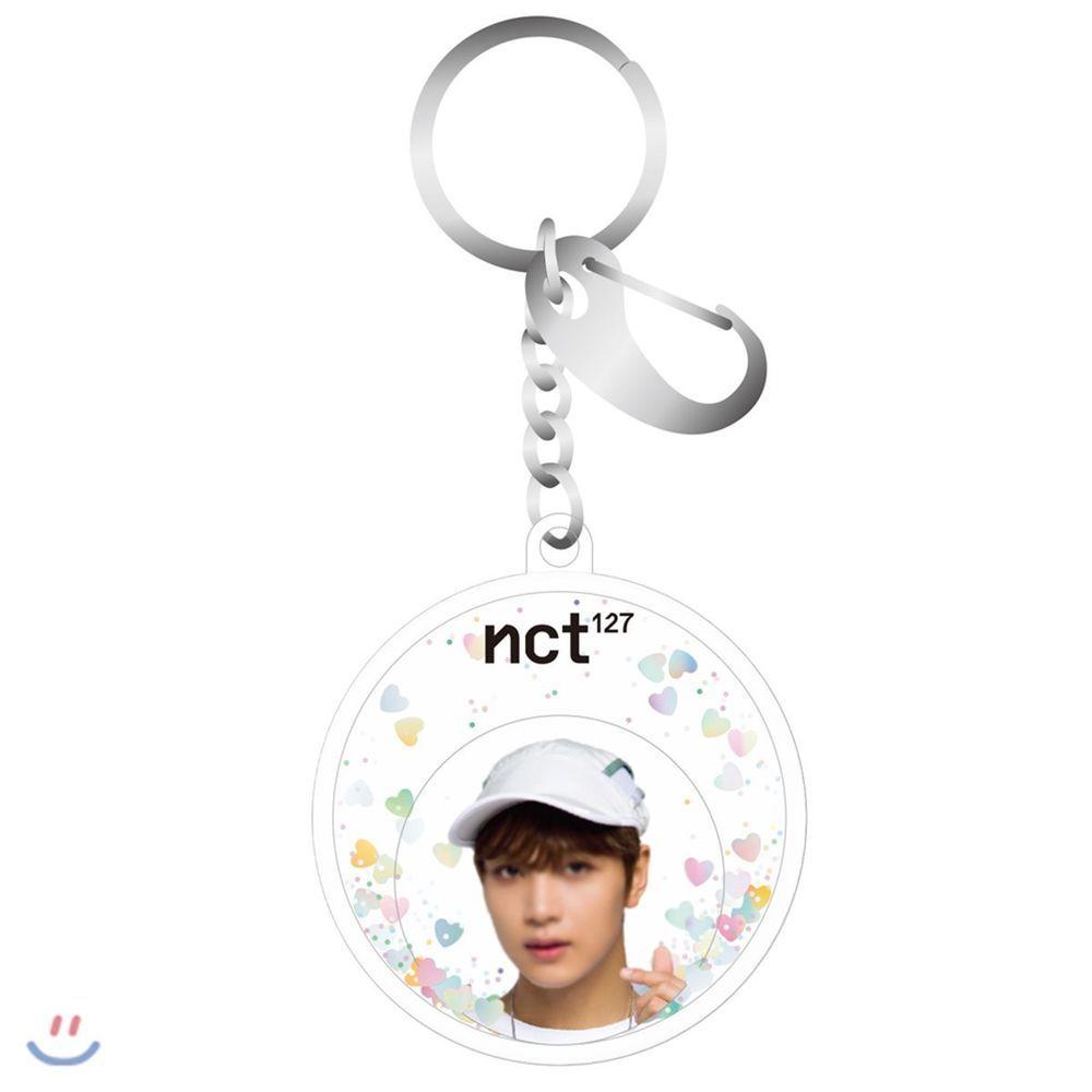nct 127 superhuman WE ARE SUPERHUMAN Ten Acrylic Keychain Keyring Strap