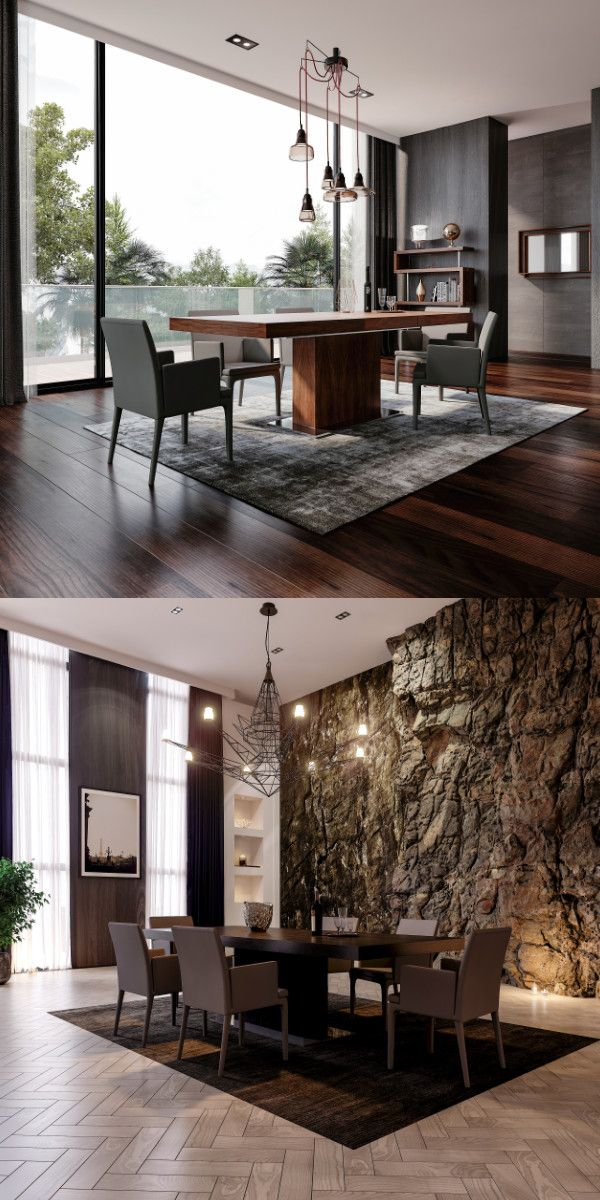 Pin By Autumn Hindman Jordan On Room Decor With Images Interior Design Living Room Modern Dining Table Interior Design
