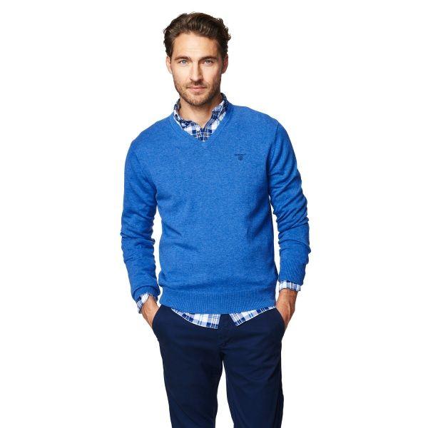 Light Weight Cotton V-Neck Sweater | PC Knit/shirt | Pinterest ...