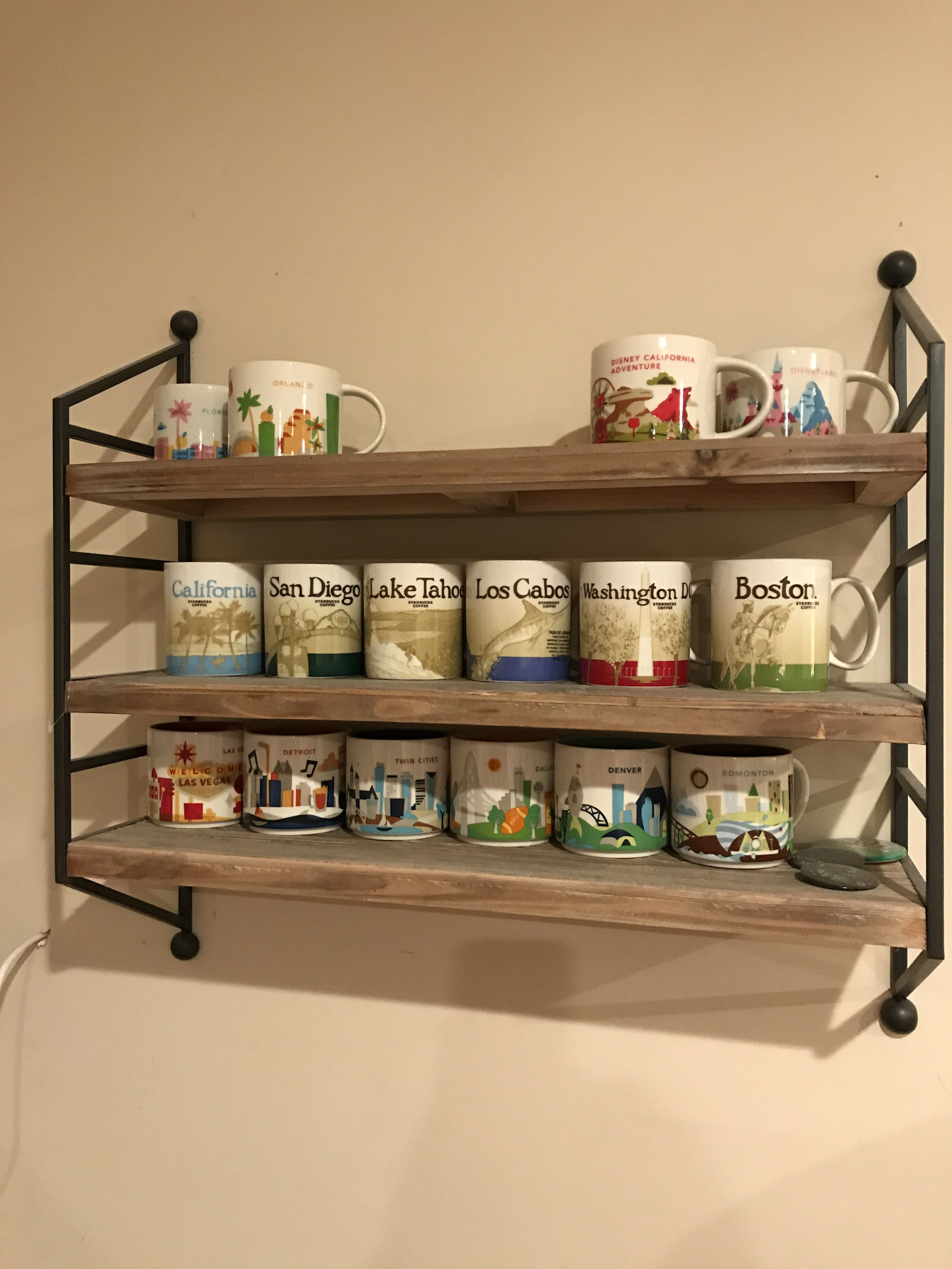 Pin by Natalie Collins on Starbucks yah collection Decor