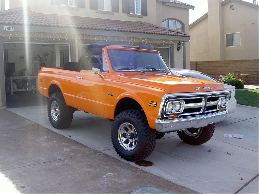 1972 Gmc Jimmy Maintenance Restoration Of Old Vintage Vehicles
