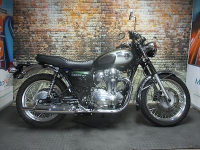 eBay: KAWASAKI EJ800 ACF W800 RETRO CLIC KAWASAKI #motorcycles ...