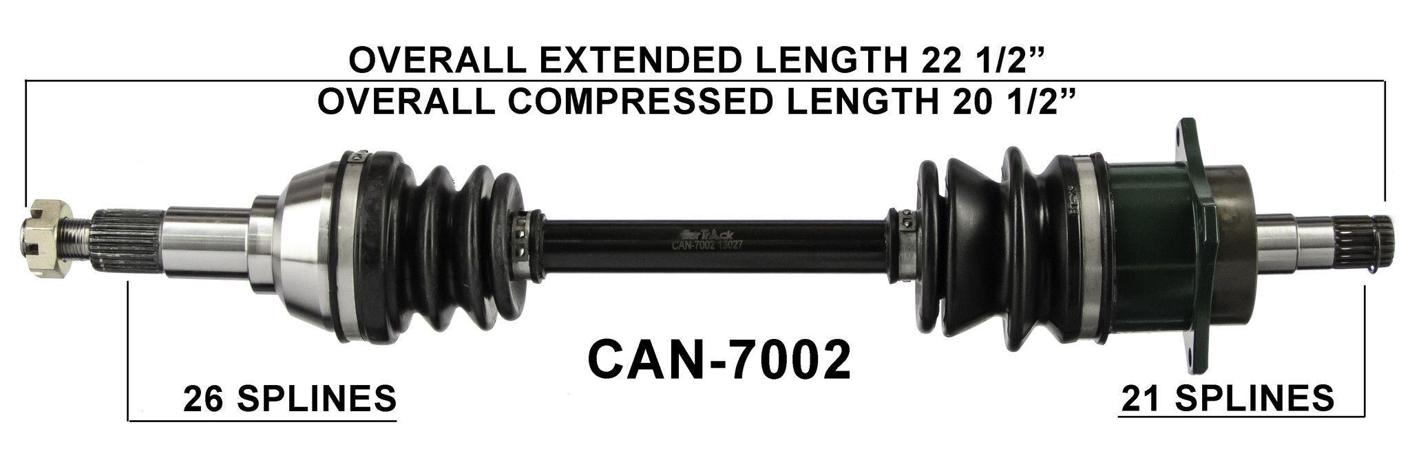 Pin on ATV/UTV cv axles for sale