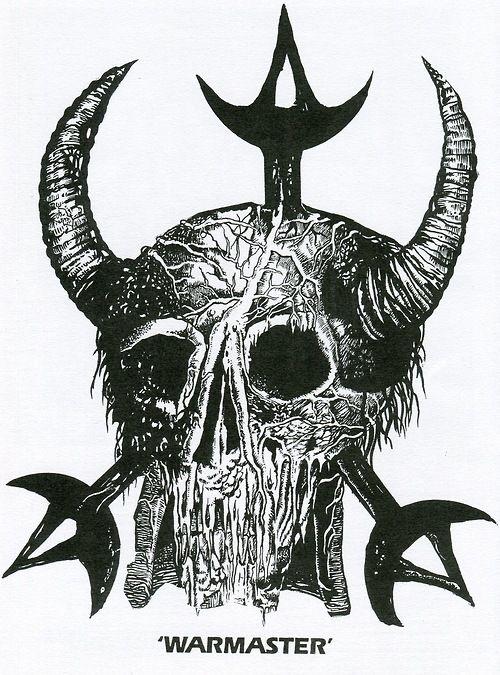 Bolt Thrower Black Metal Art Metal Artwork Metal Albums