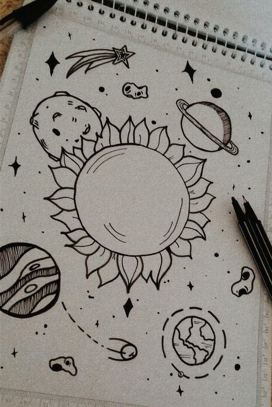 Es Tan Súper Fácil Ya Lo Hice Ideias Para Desenho