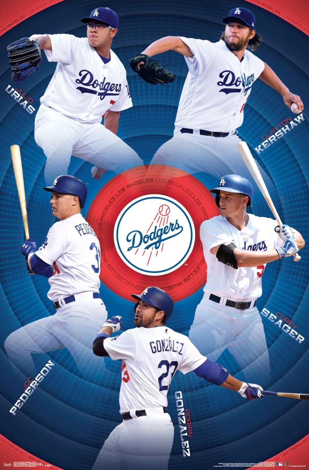 Mlb Los Angeles Dodgers Team In 2020 Dodgers Los Angeles Dodgers Los Angeles