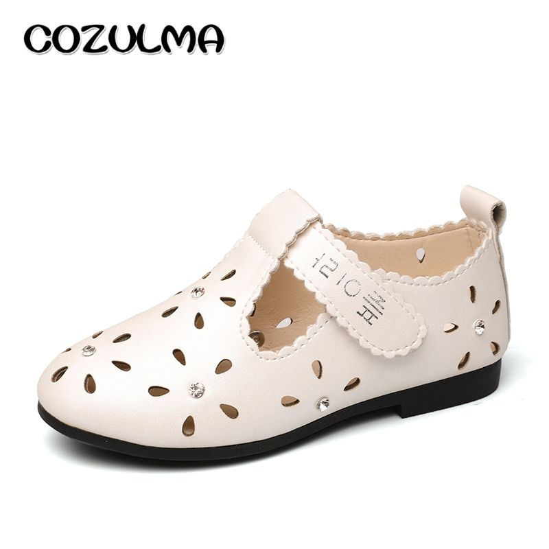 New Spring Baby Girls Dress Shoes Toddler Princess Fashion Shoes Party Shoes
