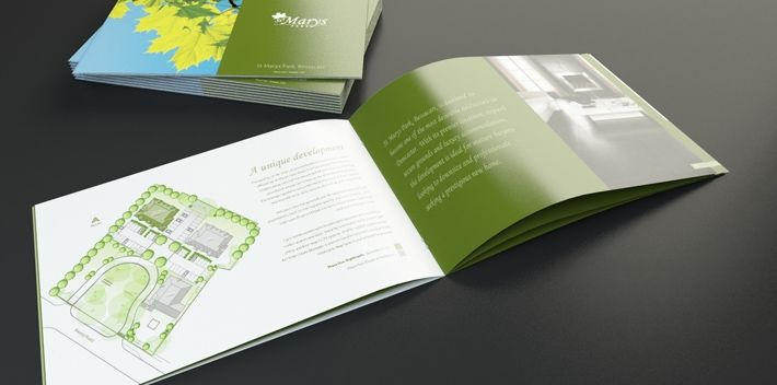 Square Kew Property Brochure \u2013 Branding  Graphic Design Melbourne