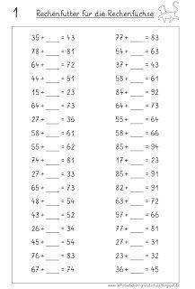 platzhalteraufgaben im zr bis 100 lernst bchen matematyka pinterest numeracy math work. Black Bedroom Furniture Sets. Home Design Ideas