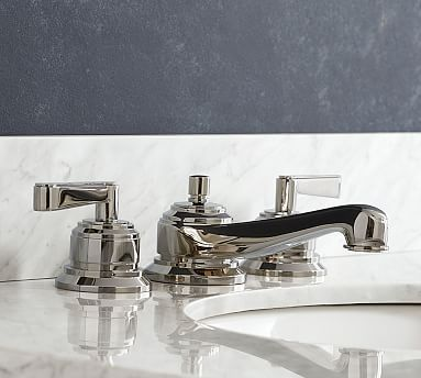 Covington Lever Handle Widespread Bathroom Faucet Bathroom