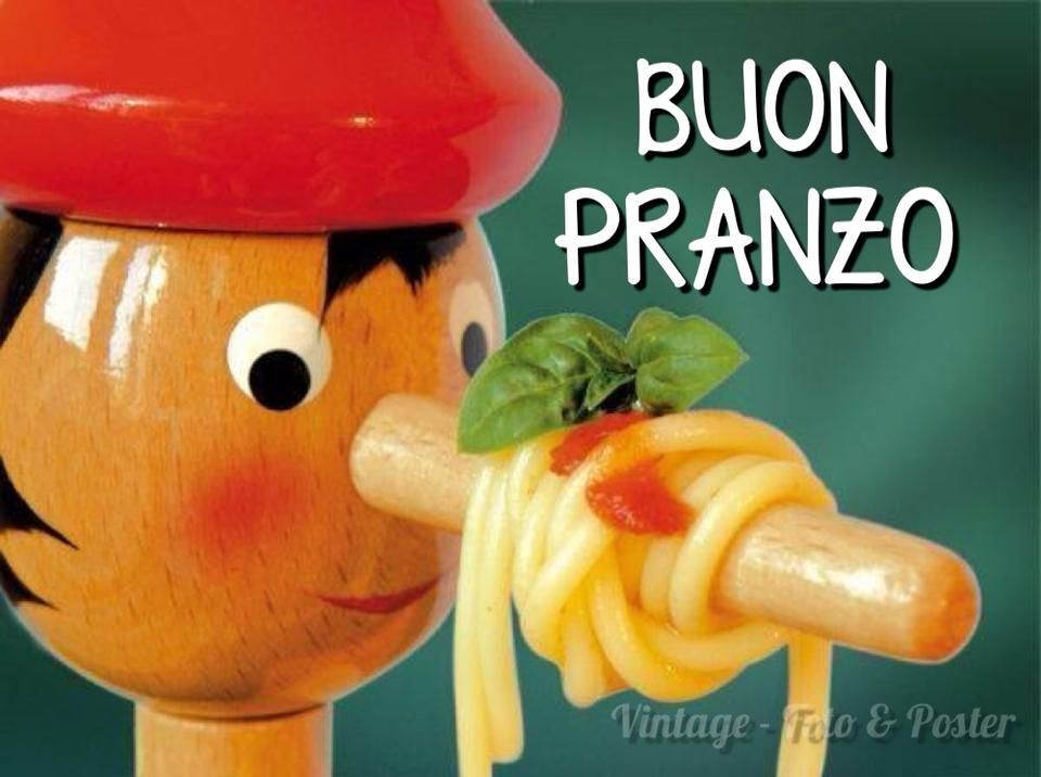 Buon Pranzo - Follow on Facebook: http://www.facebook.com/pages/Vintage-Foto-Poster ...