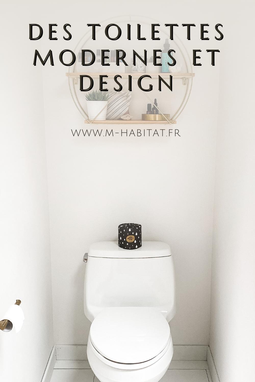 Idee Deco Toilettes Nos Inspirations Pour Des Toilettes Modernes Et Design Toilettes Wc Deco Amenagement