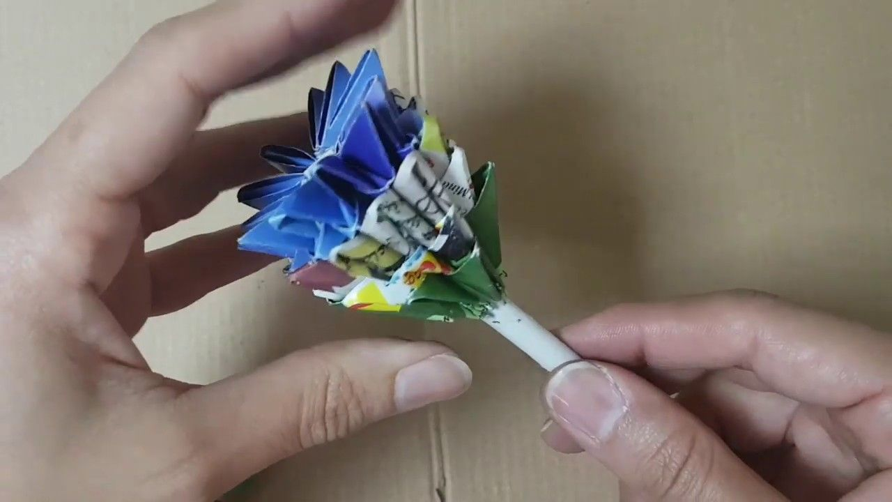 How To Make Paper Flower 3d Paper 3d Flower Diy Paper 3d Flowers M Paper Flowers Diy Diy Flowers Diy Paper