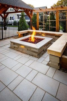 Photo of 30+ Unordinary Diy Fire Pit Ideas Backyard Landscaping – TRENDEDECOR