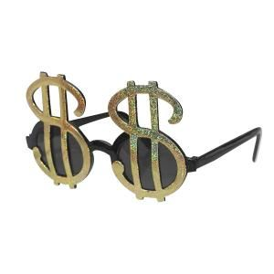 809917c3036a Feel like a crazy baller when you don our promo Dollar Sign Sunglasses. Let  is rain!