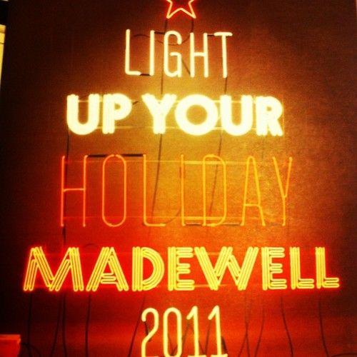 Madewell Holiday 2011