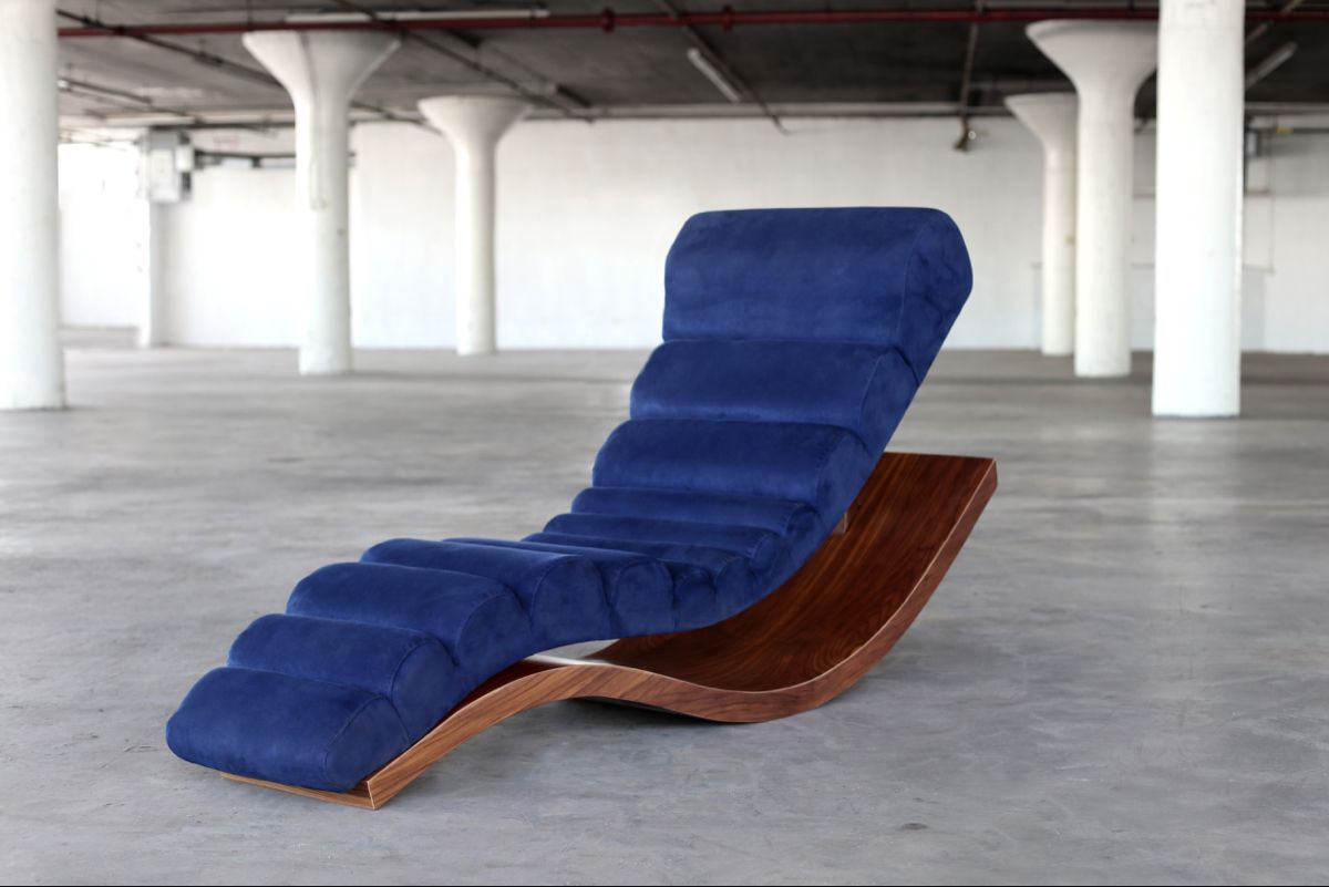 Wave Luxury Chaise Lounge Furniture