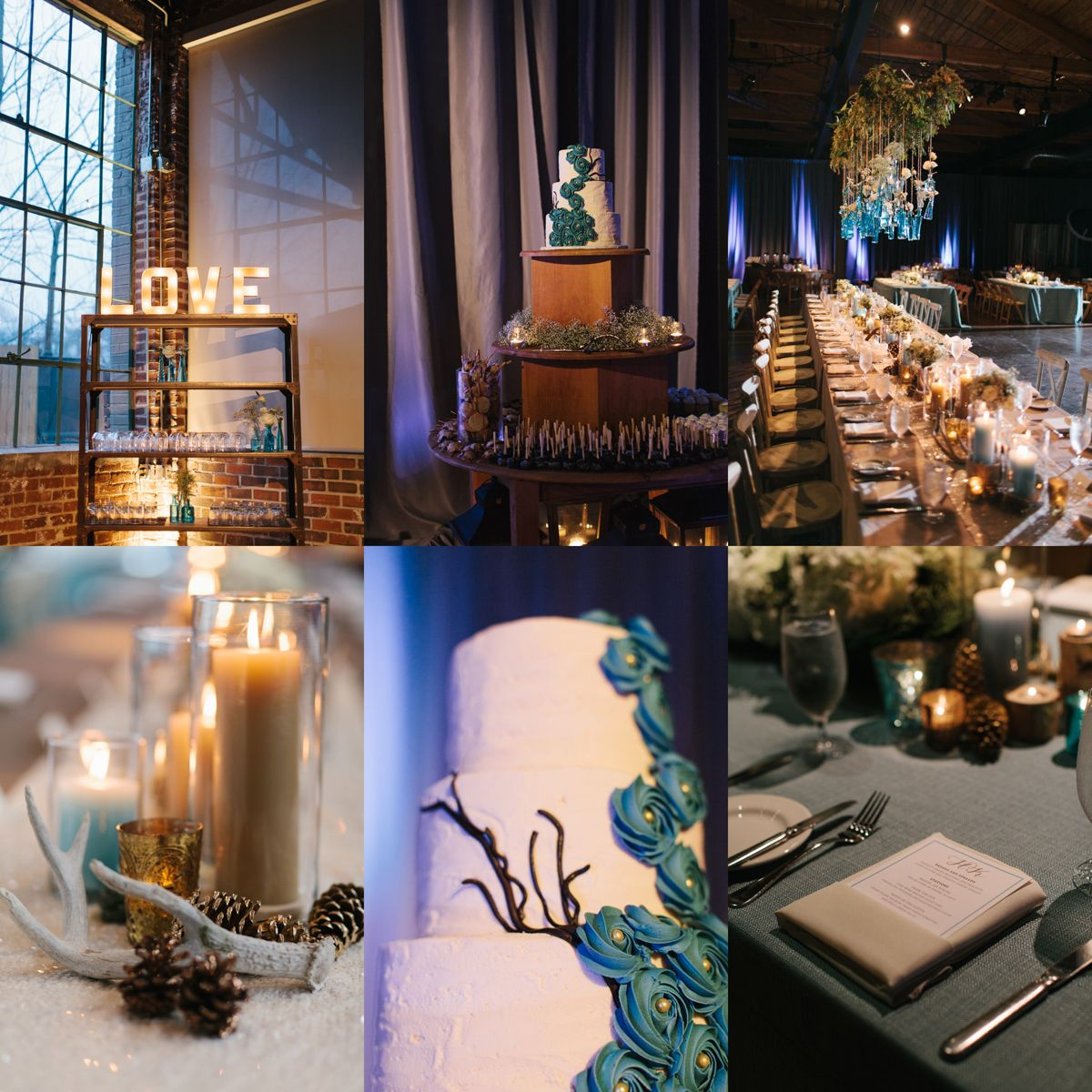 The Foundry at Puritan Mill Wedding - One Nine Images