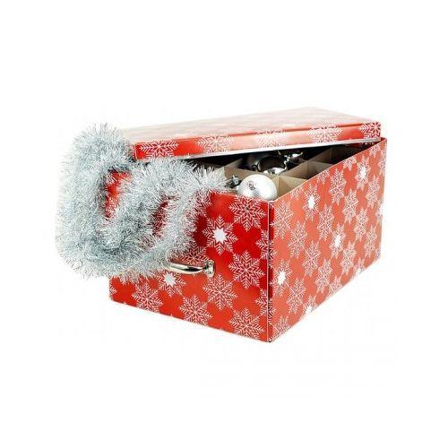 Pour Acheter Votre Boite Carton Rangement Noel Rouge Pas Cher Et Au Meilleur Prix Rueducommerce C Est Le Spa C Cial Boite En Carton Rangement Idee Rangement