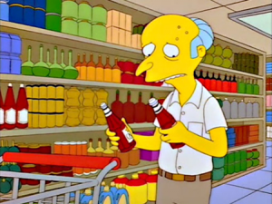 A Dilemma! Simpsons funny, The simpsons movie, The simpsons