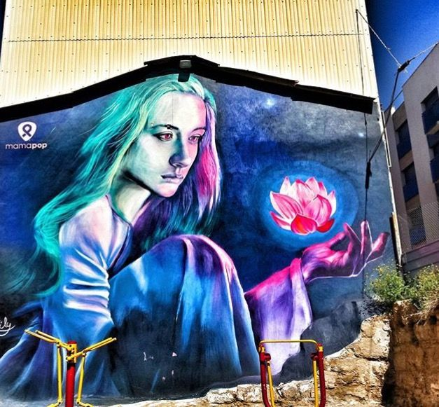 by Lily in Lleida, SP (LP)