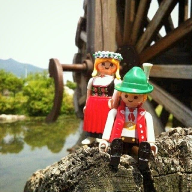 #플레이모빌 #플모# 5157#5158# Playmobil Mystery Figures series2#바이에른#playmobil #toy