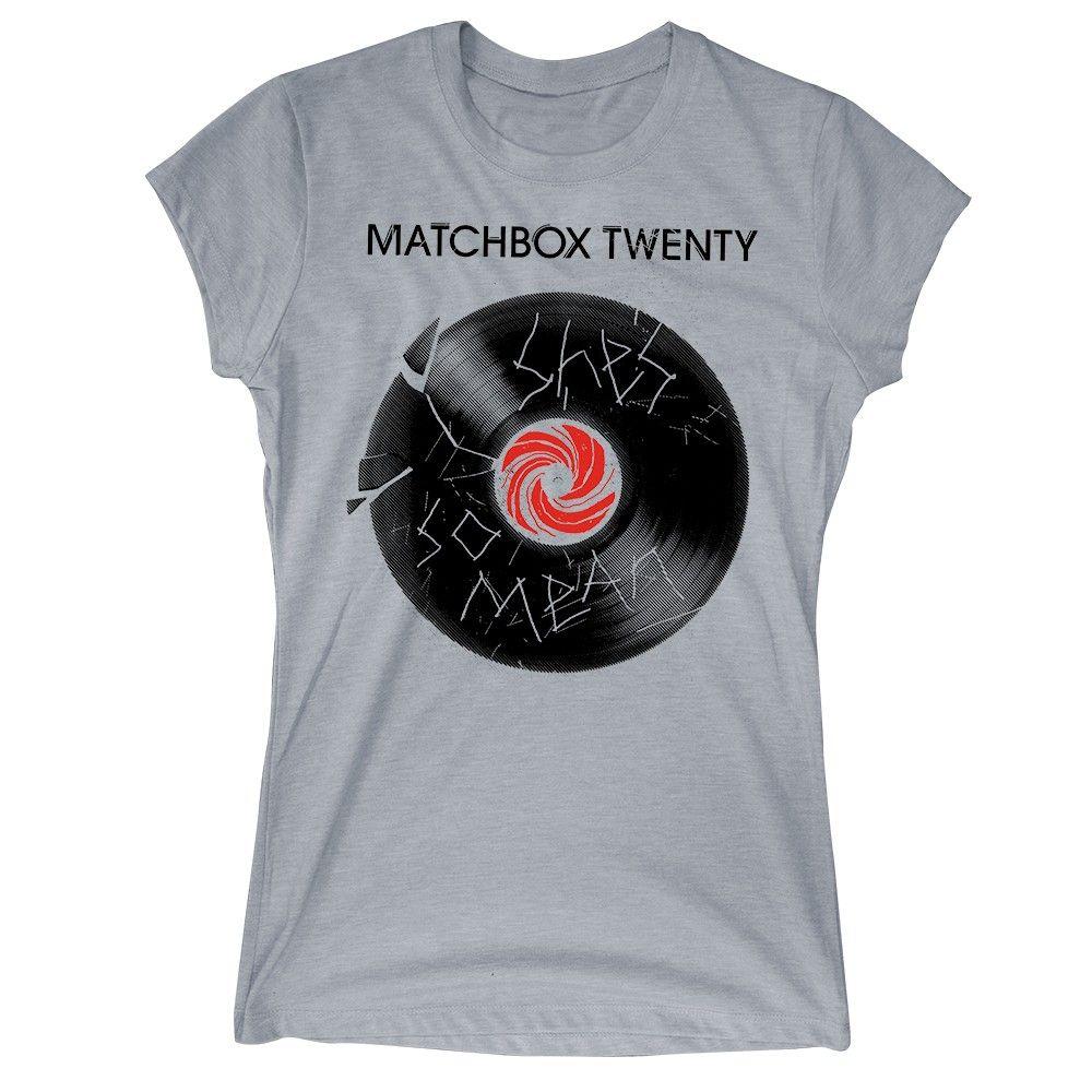 d7fa8b44a062e0 Matchbox 20 - Candy Stratch Women s T-shirt