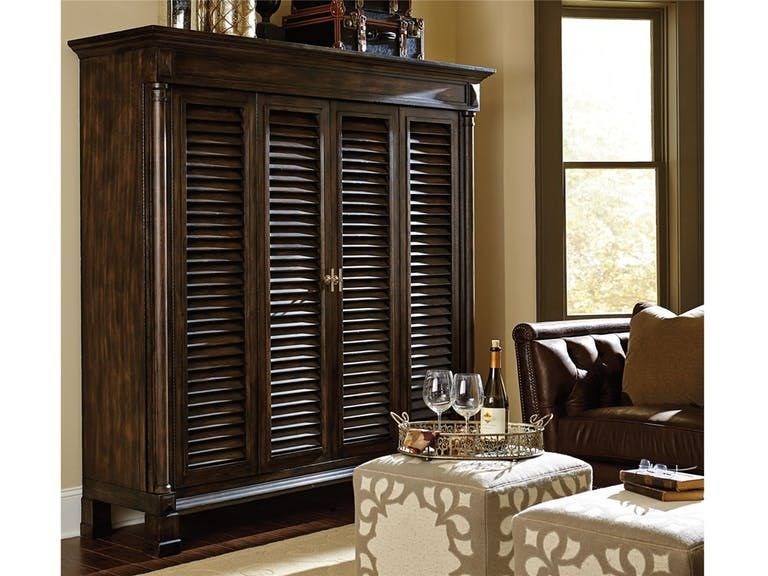 Fine Furniture Design Living Room Hollywood Royalty Armoire   Stacy  Furniture   Grapevine, Allen, Plano And Flower Mound, Texas