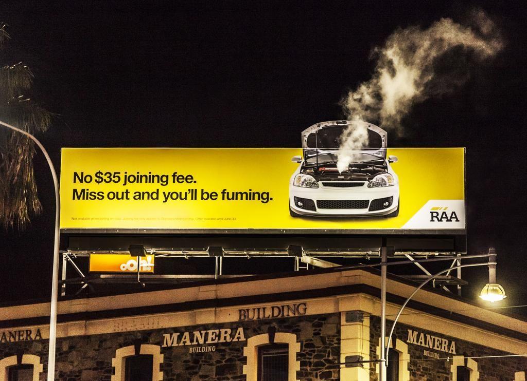 RAA Car Insurance Ad | Insurance ads, Car insurance, Car ...