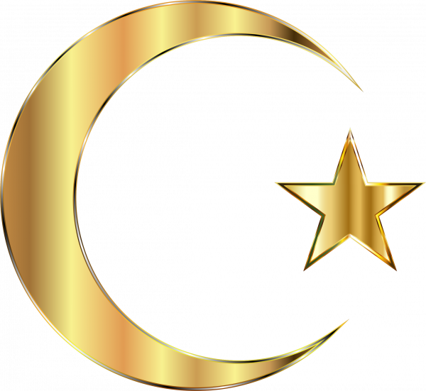 Pin By Omar Sabr Ajal On عمر Stars And Moon Clip Art Golden Star