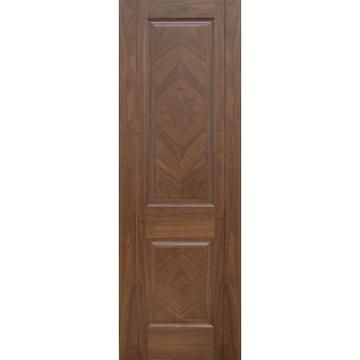 Image Of Madrid Walnut Veneer Fire Door 1 2 Hour Fire Rated Pre Finished With Images Fire Doors