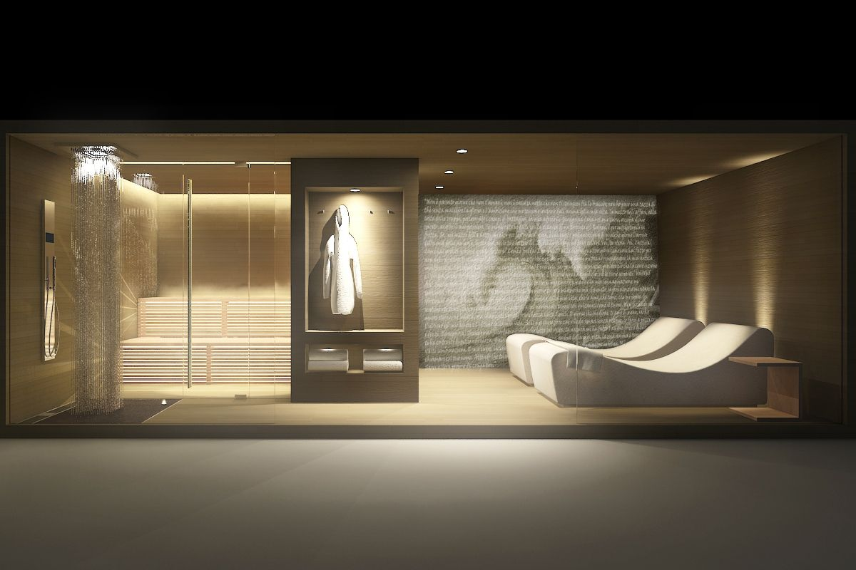 home spa design fuorisalone milano 2012 | spa | Pinterest | Spa ...