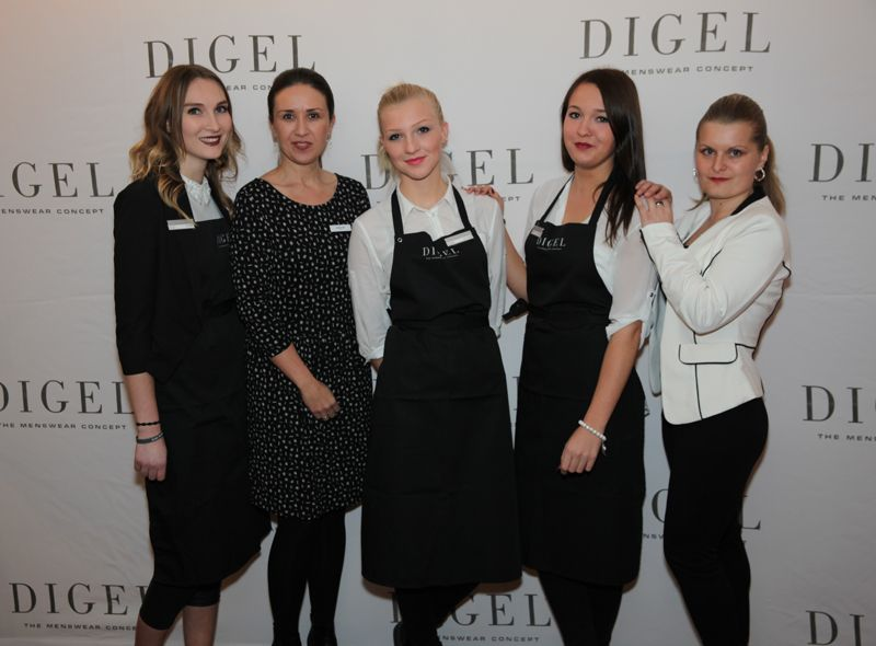 Our Digel factory outlet in Nagold celebrated the release of the new James Bond movie SPECTRE with a very special customer event at the local cinema. And of course with Martini and nibbles.