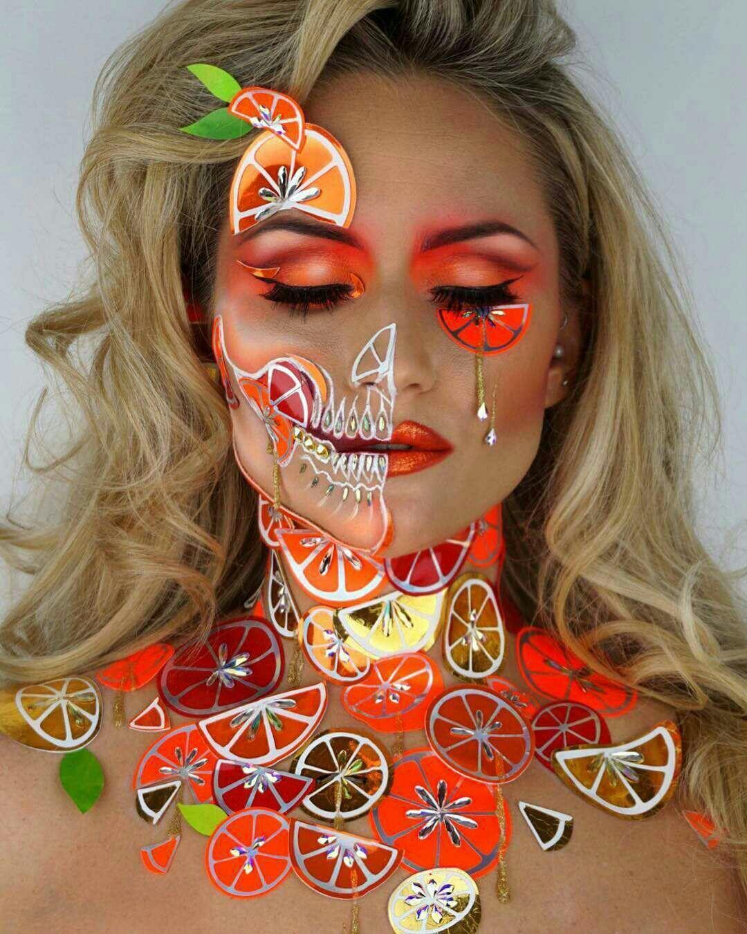 Pinterest IIIannaIII 🌹💦 Pop art makeup, Artistry makeup