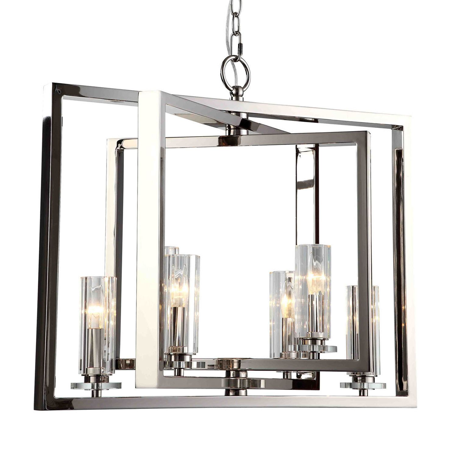 Saturn 6 arm angled nickel chandelier achica things pinterest buy rv astley saturn 6 arm angled chandelier online with houseologys price promise full rv astley collection with uk international shipping arubaitofo Image collections