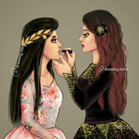 Pin By Princess Rose On Girly M Cute Girl Drawing Girly M Bff Drawings