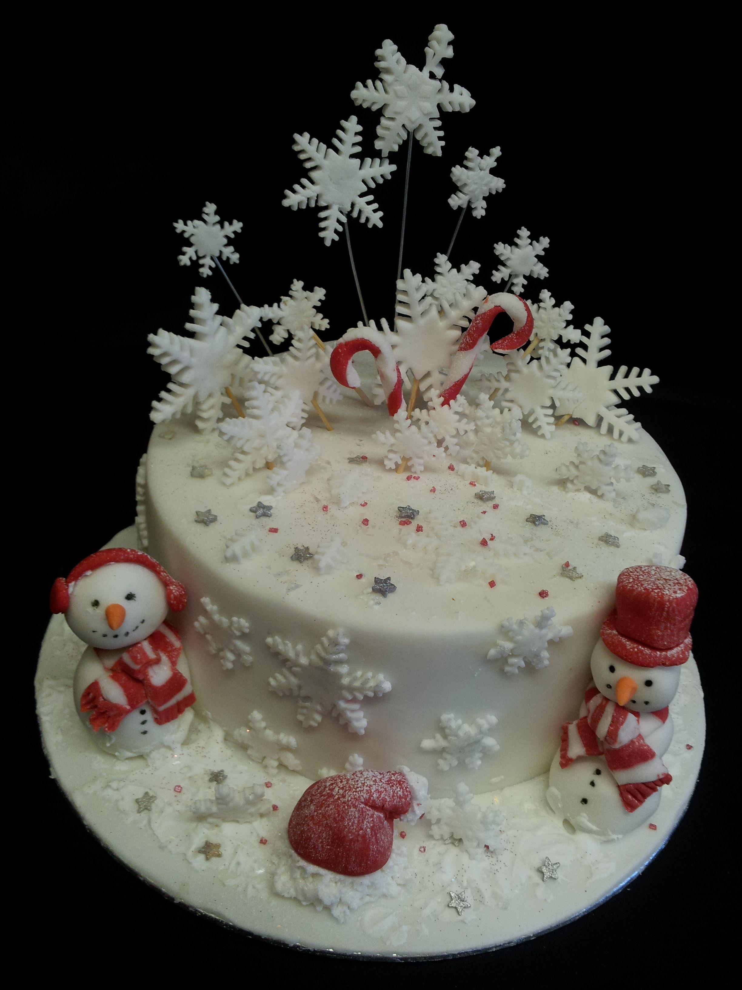 Christmas cakes  Weihnachten  Weihnachtskuchen Rezepte