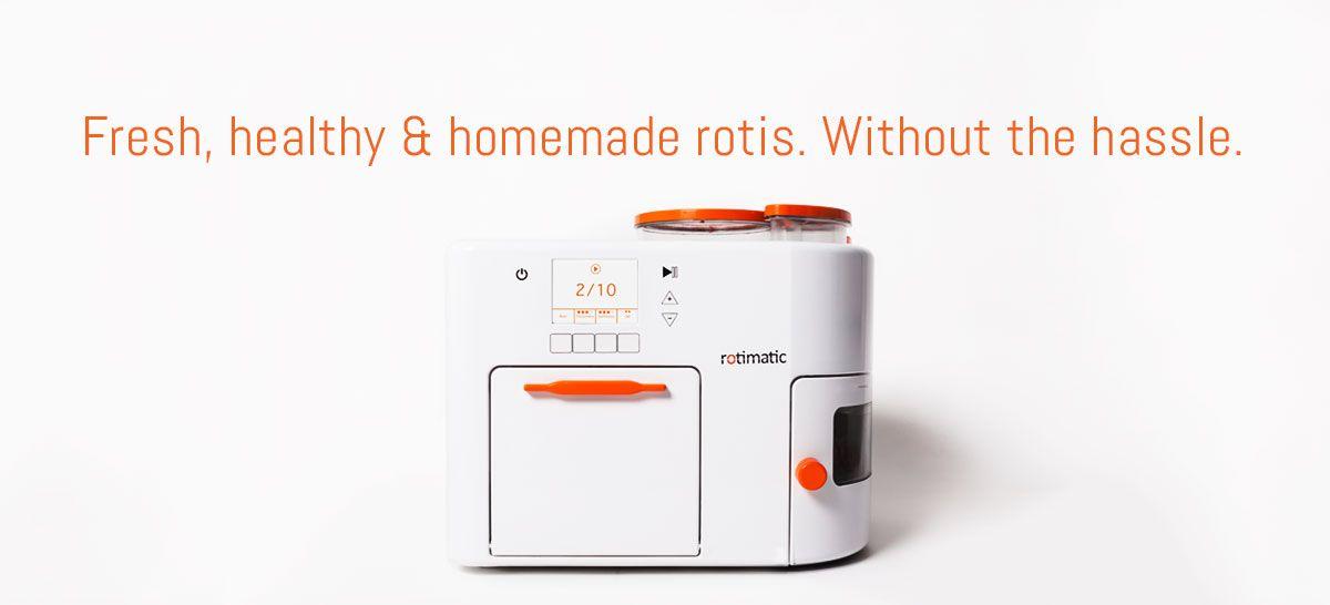Automatic roti making machine roti flat bread maker