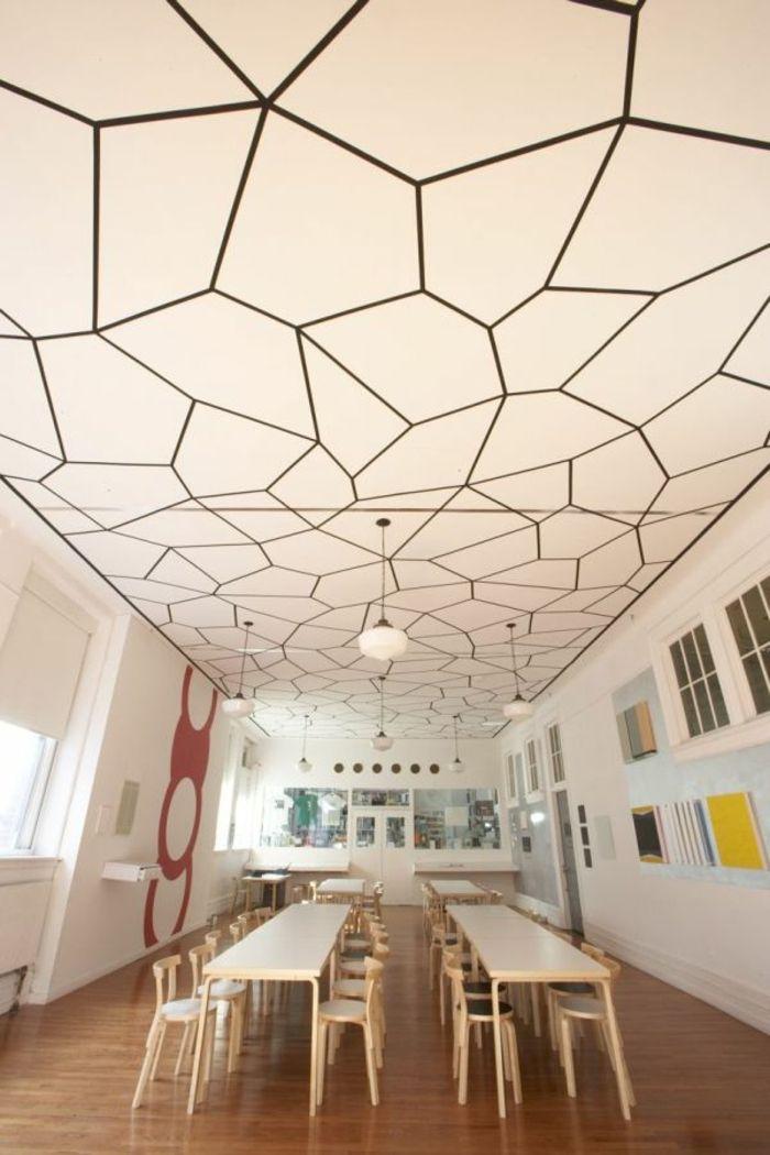 Zimmerdecken neu gestalten: 49 unikale Ideen! | Einrichtungsideen ...