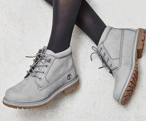 35cb0ca18 Buy Steeple Grey Nubuck Timberland Nellie Chukka Double Waterproof Boot  from OFFICE.co.uk