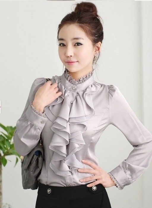 Ruffled Shirts For Women Google Search Western Wear Pinterest