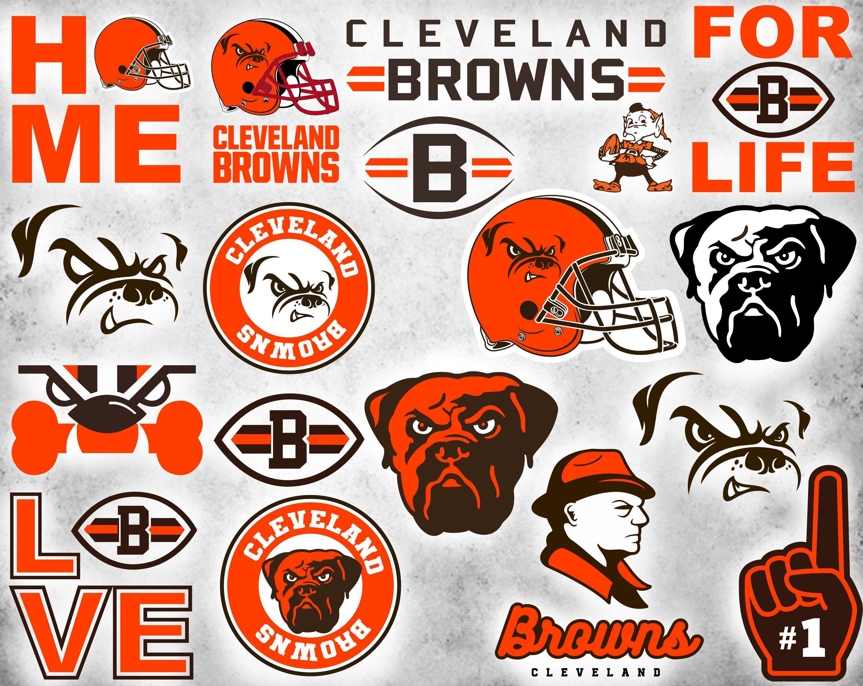 57bf24e8 18 Cleveland Browns Svg, Cleveland Svg, NFL svg, Football Svg Files ...