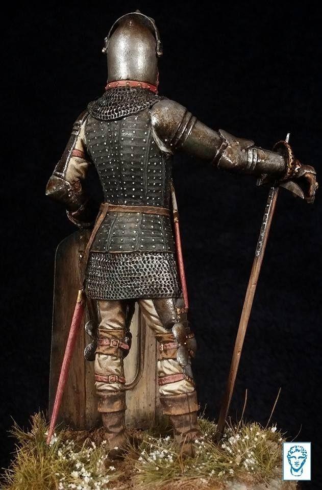 TEUTONIC KNIGHT, TANNENBERG 1410