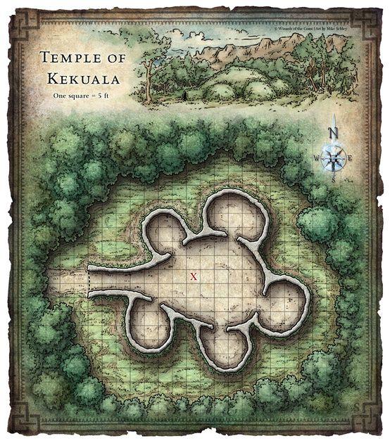 Dungeon #208 - Captain Slygo's Treasure; Temple of Kekuala (Digital DM & Player Versions) $1.75
