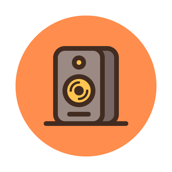 How To Create A Studio Monitor Icon In Adobe Illustrator Illustrator Tutorials Studio Monitors Adobe Illustrator