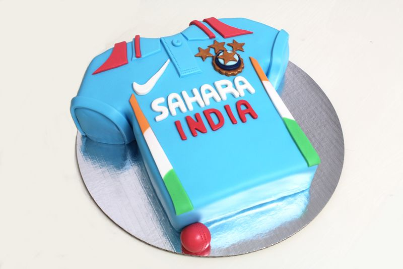 Indian Cricket Team Cake By Sweet Bakery Cakery Wellington Nz Www Sweetbakery Co Nz Cricket Cake Music Cakes Sweet Cakes