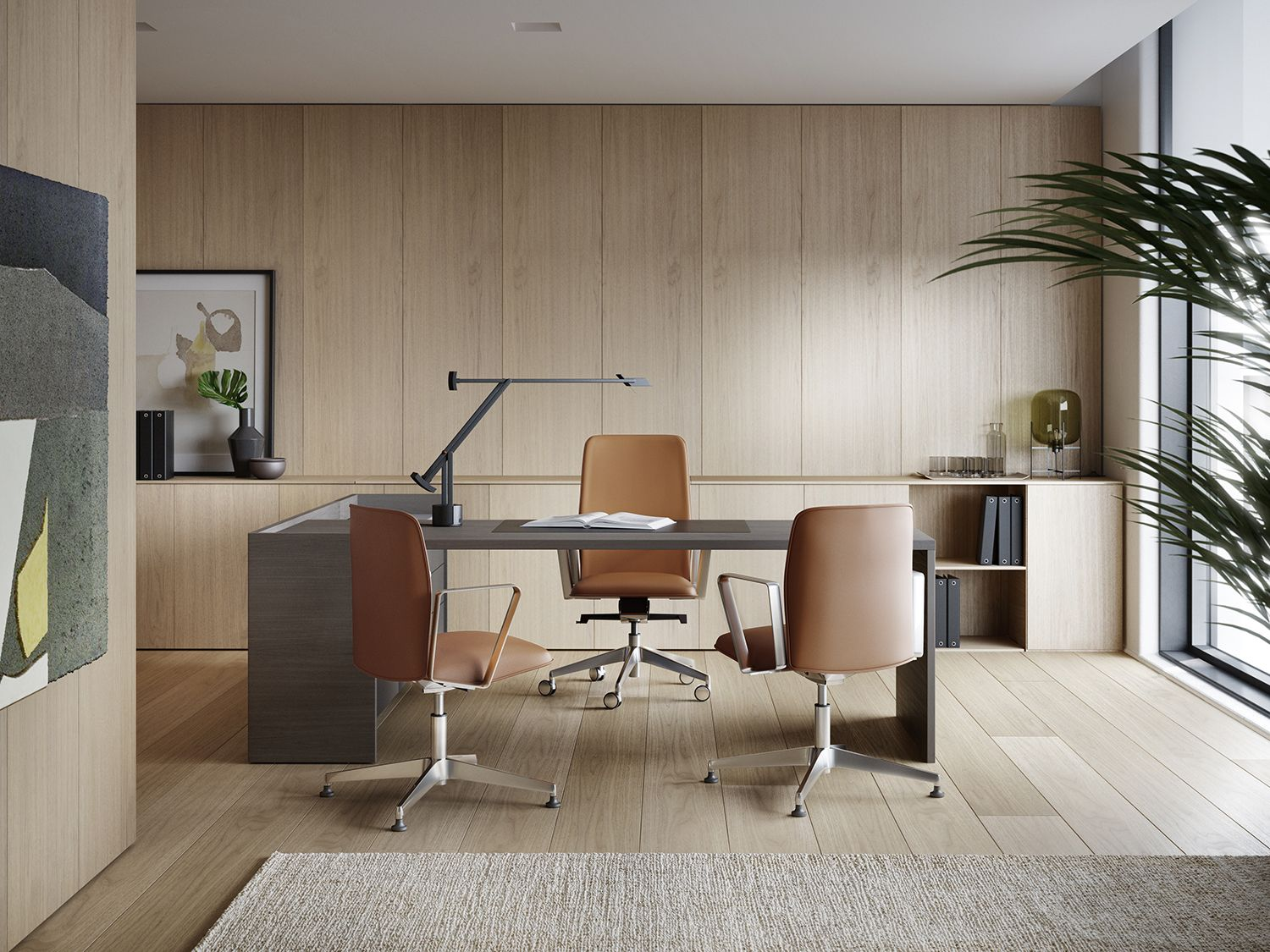 The Allure Chair Offers Aesthetic And Ergonomic Benefits