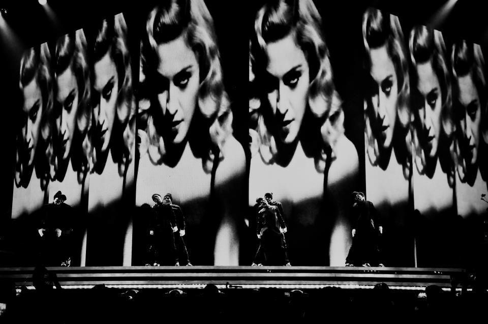 #Madonna #MDNA #MaterialGirl