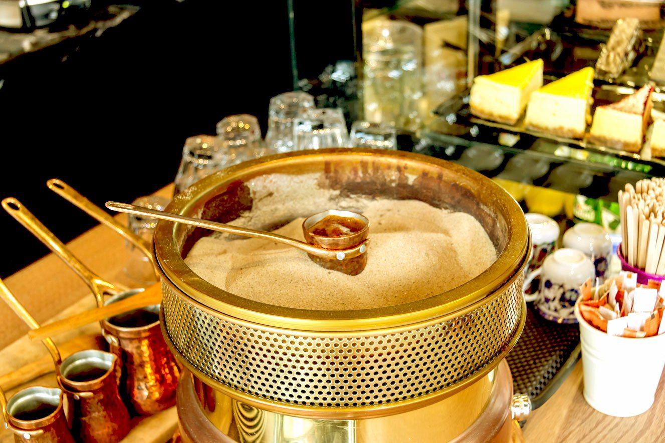 45++ Turkish coffee sand pot trends