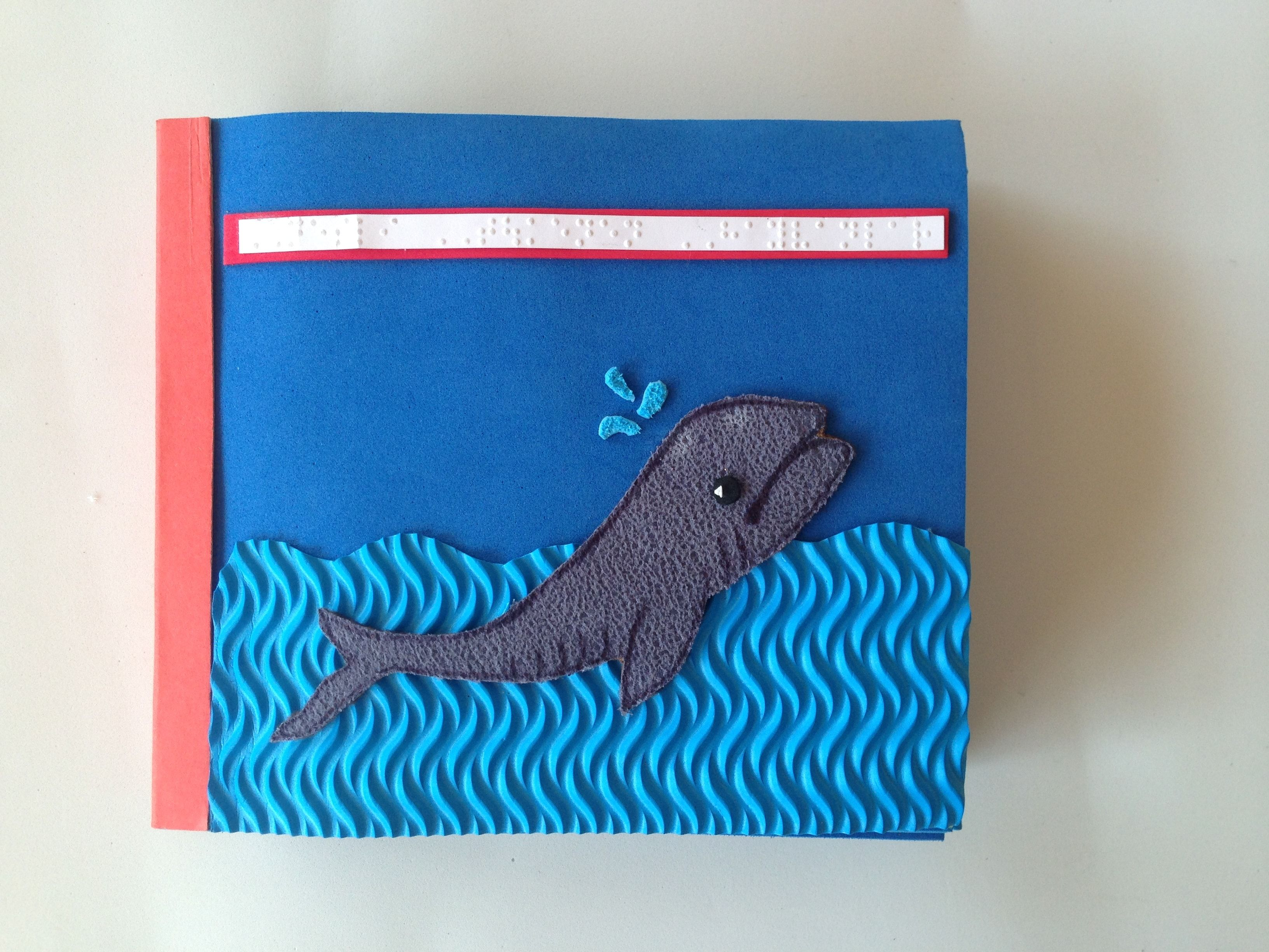 Tactile Book Of Endangered Animals